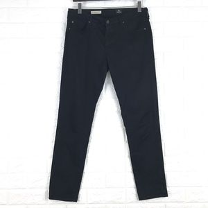 Adriano Goldschmied Black Stevie Ankle Pants 30